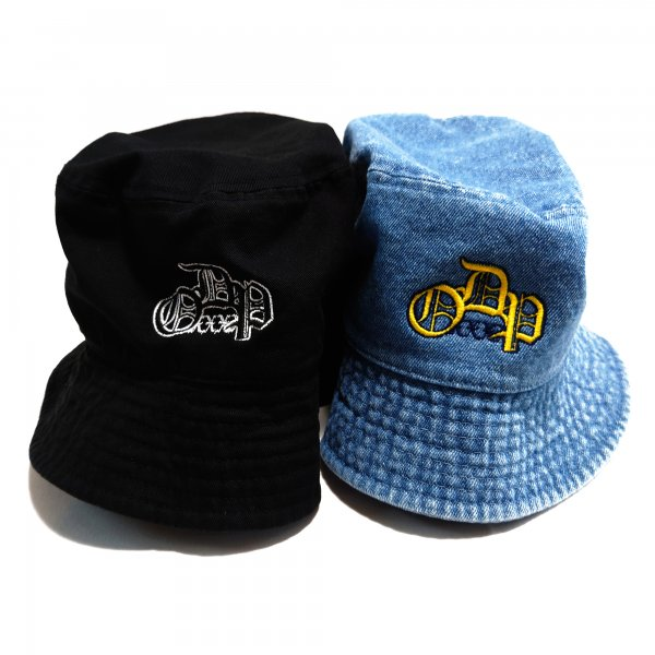 ODRX BUCKET HAT<img class='new_mark_img2' src='https://img.shop-pro.jp/img/new/icons15.gif' style='border:none;display:inline;margin:0px;padding:0px;width:auto;' />