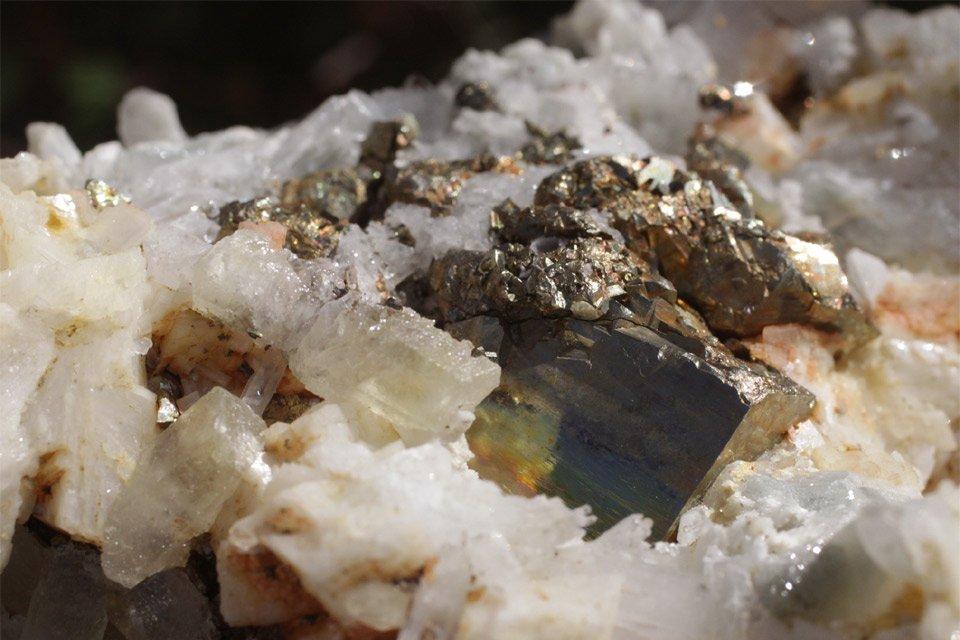 カルサイト&水晶etc...004 terra-wish