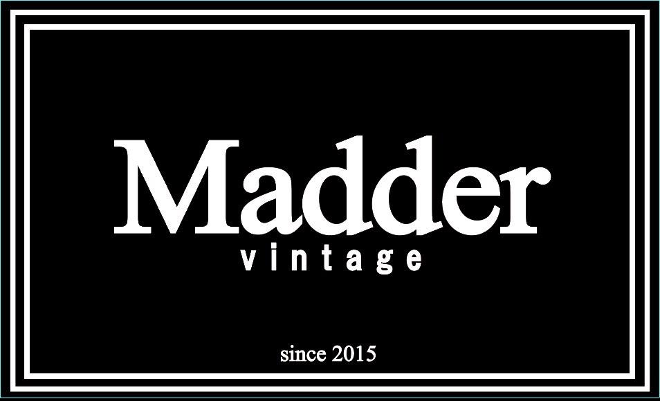 Madder vintage