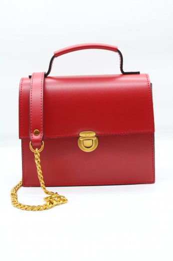 <img class='new_mark_img1' src='https://img.shop-pro.jp/img/new/icons20.gif' style='border:none;display:inline;margin:0px;padding:0px;width:auto;' />2way gold chain bag / red