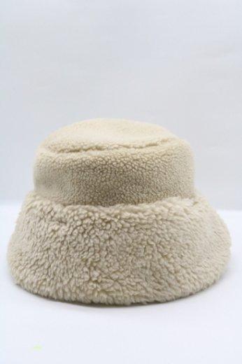boa bucket hat / beige