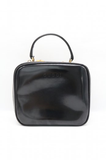 【vintage】GUCCI / 2way vanity handbag