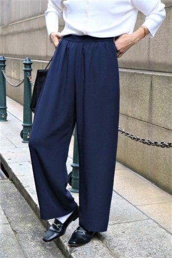 【vintage】GIVENCHY / front tuck slacks