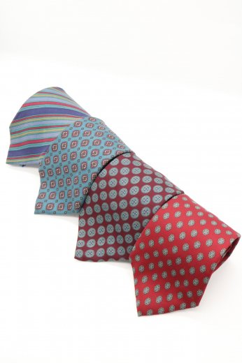 【vintage】Christian Dior / tie set
