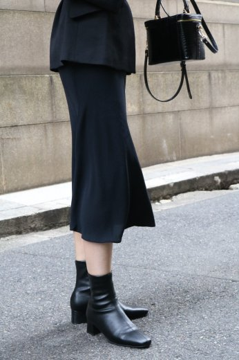 【vintage】CELINE / tight silk skirt