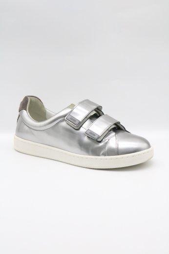 【vintage】KENZO / velcro enamel low cut sneaker