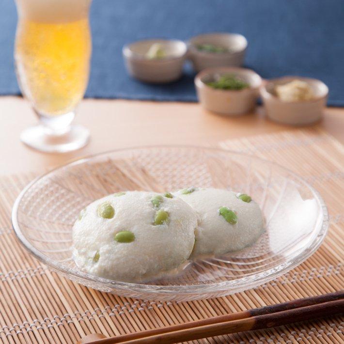 【夏季限定】枝豆かご豆腐