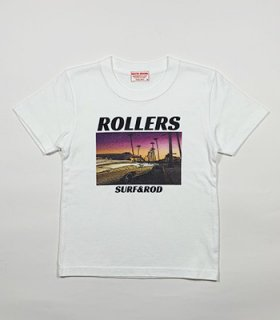 <img class='new_mark_img1' src='https://img.shop-pro.jp/img/new/icons13.gif' style='border:none;display:inline;margin:0px;padding:0px;width:auto;' />ROLLERS SURF TEE