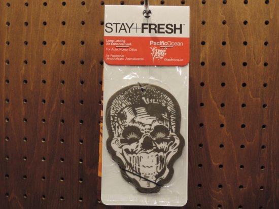 STAY FRESH ステイフレッシュ Chaz Bonjorquez Happy Skull パシフィックオーシャン