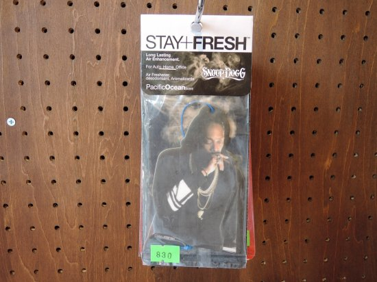 STAY FRESH ステイフレッシュ SnoopDogg x WillieT x StayFresh パシフィックオーシャン