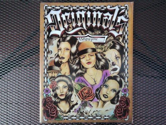 ORIGINALS MAGAZINE オリジナルスマガジン  ISSUE #1