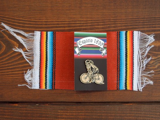 ESPACIO1839 エスパシオ Original オリジナル Bici-Clecha Pins