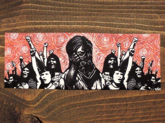 SHOP MI VIDA ミヴィダ Original オリジナル Mujeres Power Sticker