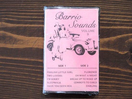 BARRIO SOUNDS VOLUME9 TAPE