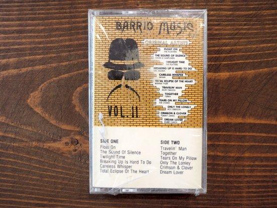 BARRIO MUSIC VOL.11  TAPE CASSETTE STEREO