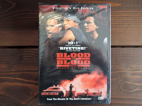 DVD < BLOOD IN BLOOD OUT> US輸入版