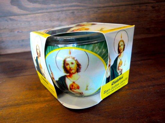 San Judas  Candle キャンドル