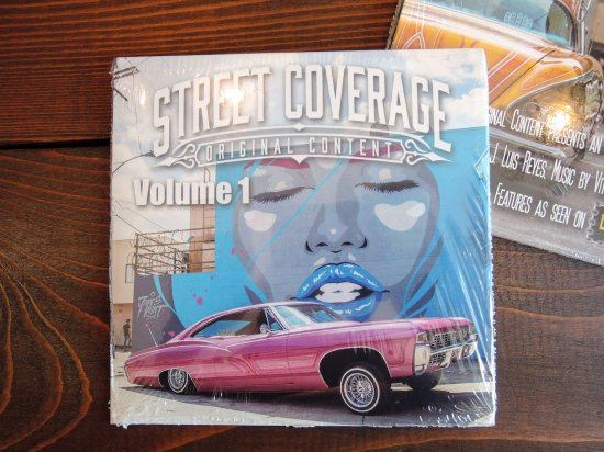 Street Coverage Original Content Volume 1 DVD