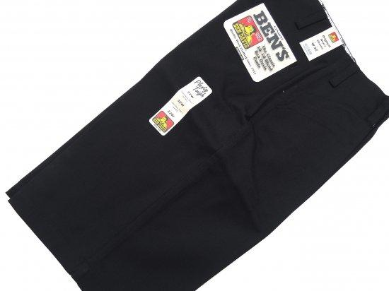 BEN DAVIS ベンデイヴィス ベンデイビス Original Ben's Shorts BLACK #494 ブラック