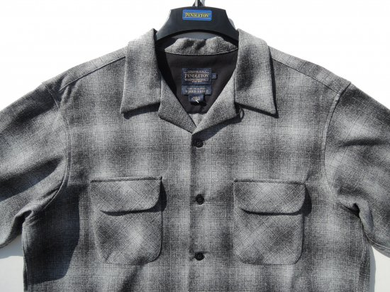 PENDLETON ペンドルトン Board Shirts  GRAY OMBRE