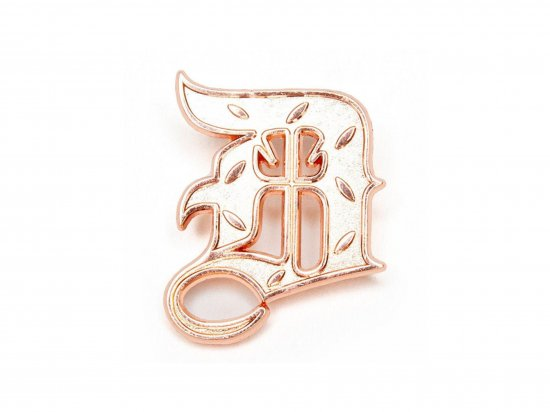 DxCollective  ディーコレクティブ Rose Gold Emblem Pin   ピンバッチ