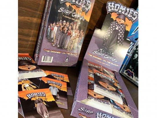 HOMIES  ホーミーズ SWAP CARDS  1BOX=36PACK