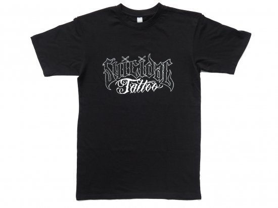 S.T.TATTOO STUDIO  S/S T-SHIRT By Jason Brown