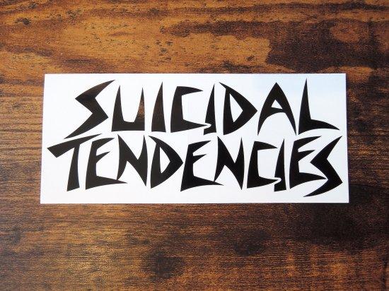 SUICIDAL TENDENCIES スイサイダルテンデンシーズ STLS1 STICKER ステッカー