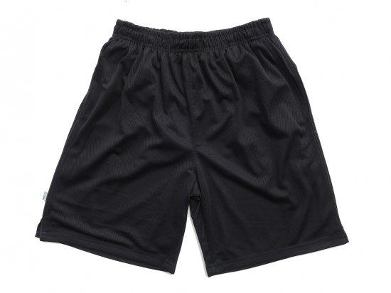 PRO CLUB プロクラブ  Comfort Mesh Athletic Shorts メッシュショート BLACK