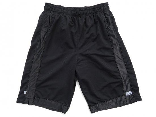 PRO CLUB プロクラブ  Heavyweight Mesh Basketball Shorts バスケットボールパンツ BLACK