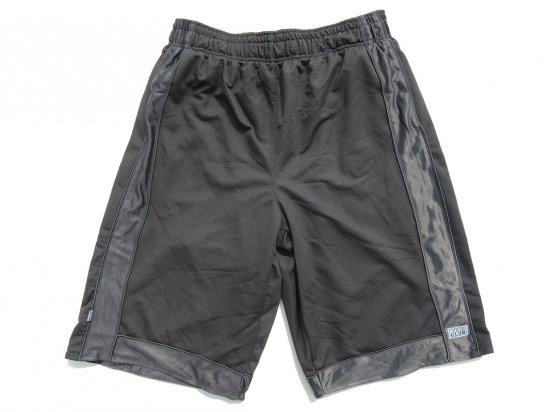 PRO CLUB プロクラブ  Heavyweight Mesh Basketball Shorts バスケットボールパンツ CHARCOAL