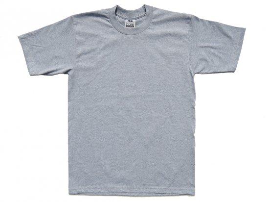 PRO CLUB プロクラブ  Men's Heavyweight Short Sleeve Tee H.GRAY