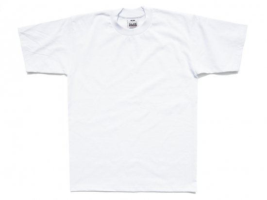 PRO CLUB プロクラブ  Men's Heavyweight Short Sleeve Tee WHITE