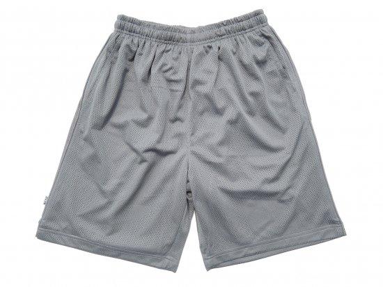 PRO CLUB プロクラブ  Comfort Mesh Athletic Shorts メッシュショートGRAY