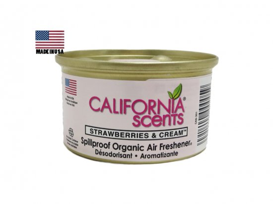 CALIFORNIA SCENTS カリフォルニアセンツ Spillproof Organic Air Freshener