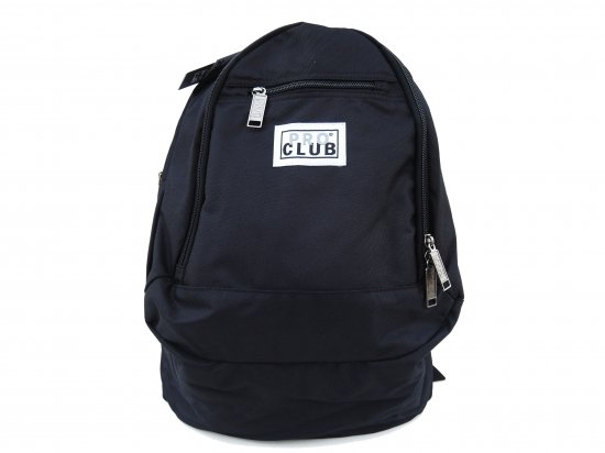 <img class='new_mark_img1' src='https://img.shop-pro.jp/img/new/icons15.gif' style='border:none;display:inline;margin:0px;padding:0px;width:auto;' />PRO CLUB プロクラブ  Backpack #2100 BLACK