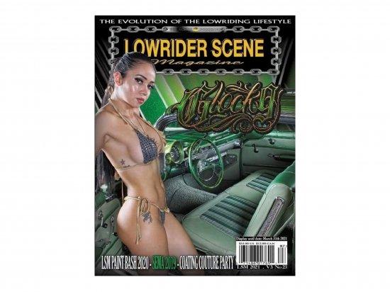 LOWRIDER SCENE MAGAZINE ローライダーシーン Vol.23