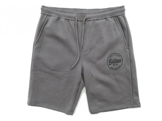 <img class='new_mark_img1' src='https://img.shop-pro.jp/img/new/icons15.gif' style='border:none;display:inline;margin:0px;padding:0px;width:auto;' />SULLEN CLOTHING CHILL SHORTS スウェットハーフPT GREY