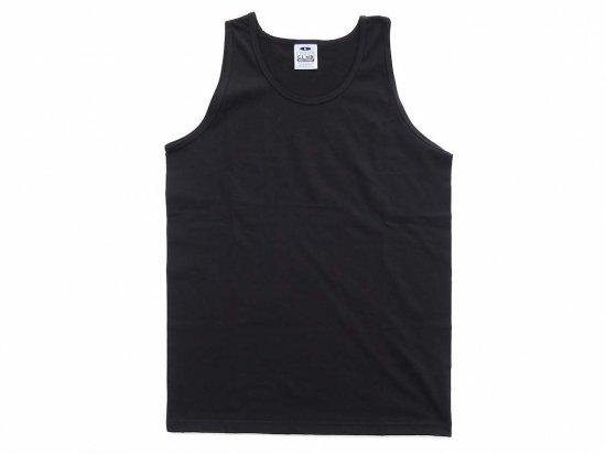 PRO CLUB プロクラブ  Men's Heavyweight Tanktop Black