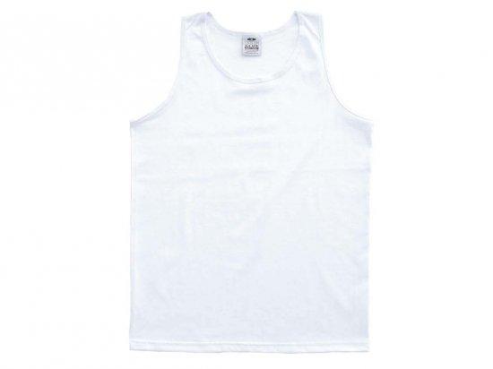 PRO CLUB プロクラブ  Men's Heavyweight Tanktop White