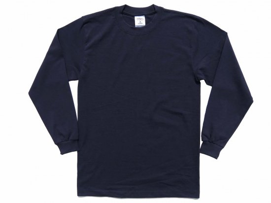 <img class='new_mark_img1' src='https://img.shop-pro.jp/img/new/icons15.gif' style='border:none;display:inline;margin:0px;padding:0px;width:auto;' />SHAKA WEAR  7.5oz Max Heavyweight Long sleeve T-shirt  ヘヴィーウェイト Tシャツ Navy