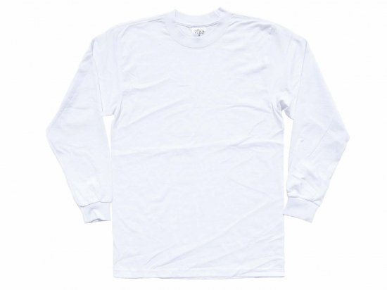 <img class='new_mark_img1' src='https://img.shop-pro.jp/img/new/icons53.gif' style='border:none;display:inline;margin:0px;padding:0px;width:auto;' />SHAKA WEAR  7.5oz Max Heavyweight Long sleeve T-shirt  ヘヴィーウェイト Tシャツ White