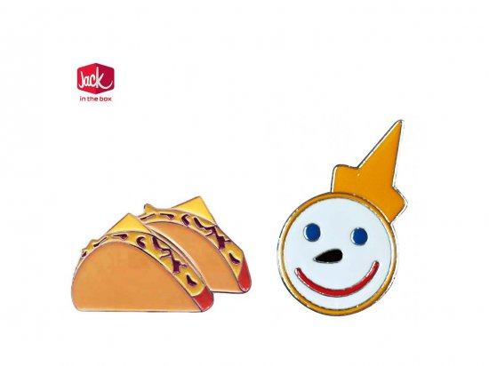 JACK IN THE BOX  PINS ピンズ