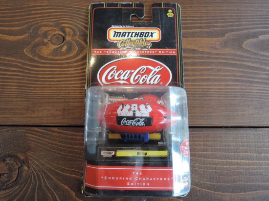 MATCH BOX Collectibles COCA COLA