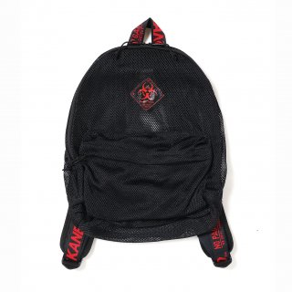 BIOHAZARD MESH BACKPACK