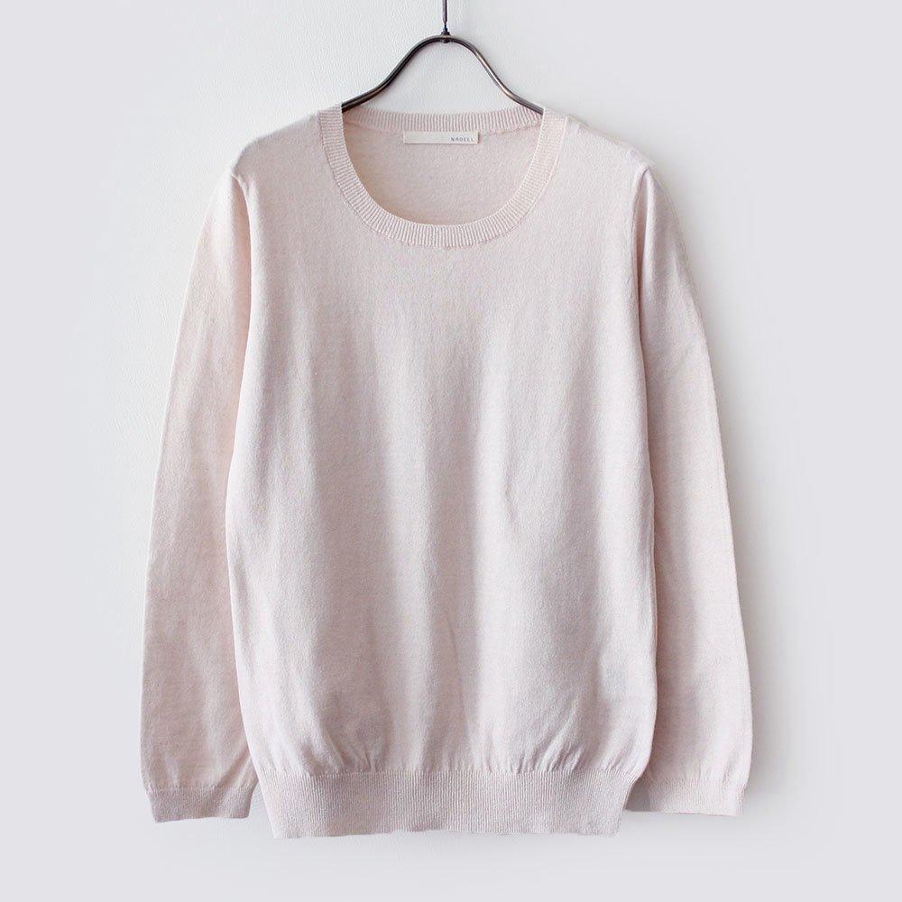 天然鉱石染め セーター / オーガニックコットン