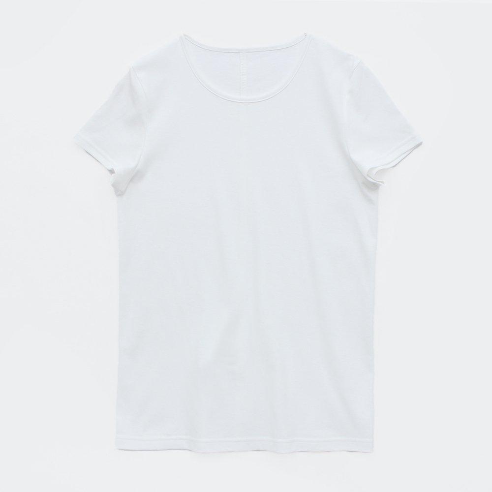 究極のオーガニックコットン 半袖Tシャツ