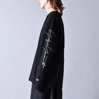 Yohji Yamamoto× NEW ERA SIDE LOGO L/S black