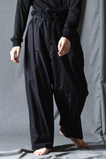 Yohji Yamamoto POUR HOMME  コットンツイル定番紐パンツ