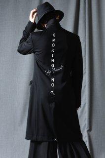 Yohji Yamamoto POUR HOMME 「SMOKING NO?」ロングジャケット